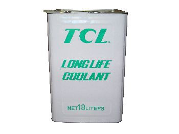 АНТИФРИЗ TCL LLC -50C зеленый, 18 л LLC00758 купить в Абакане