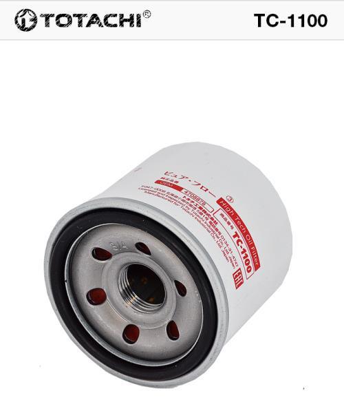 Фильтр масляный TOTACHI TC-1100 C-932 15601-87703 MANN W 67 / 2 TC-1100 купить в Абакане