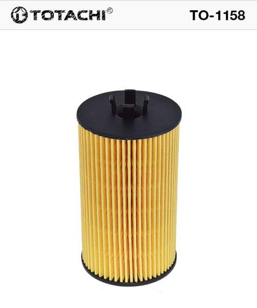 Фильтр масляный TOTACHI TO-1158 5650359 MANN HU 612 / 2x TO-1158 купить в Абакане