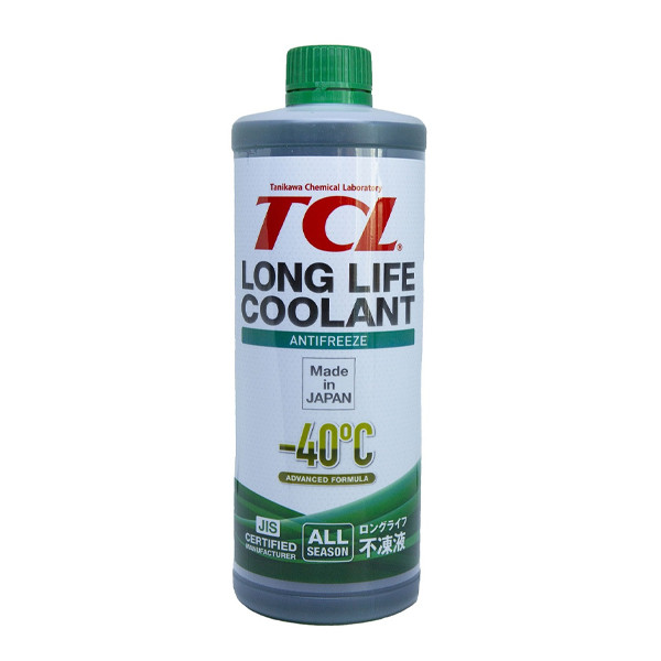 АНТИФРИЗ TCL LLC -40C зеленый, 1 л LLC33138 купить в Абакане