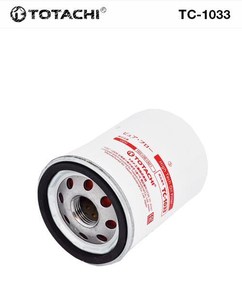 Фильтр масляный TOTACHI TC-1033 C-113 16510-61A01 MANN W 610 / 1 TC-1033 купить в Абакане