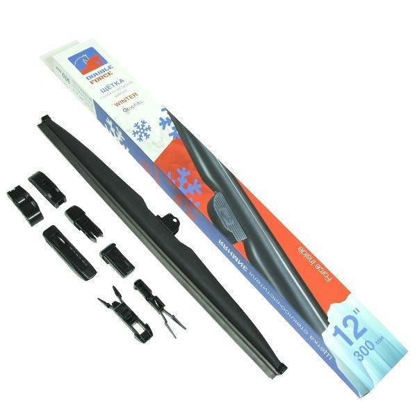 Щетка стеклоочистителя зимняя Double Force 300 мм (12) DFW12 купить в Абакане