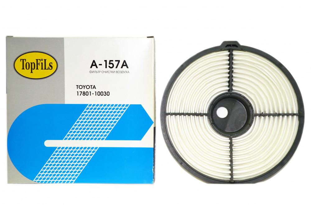 Фильтр воздушный TOP FILS A-157 A 17801-10030 A-157A купить в Абакане