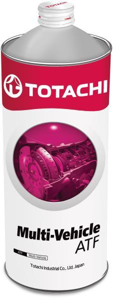 Жидкость для АКПП TOTACHI ATF MULTI-VEHICLE синт. 1л 4562374691216 купить в Абакане