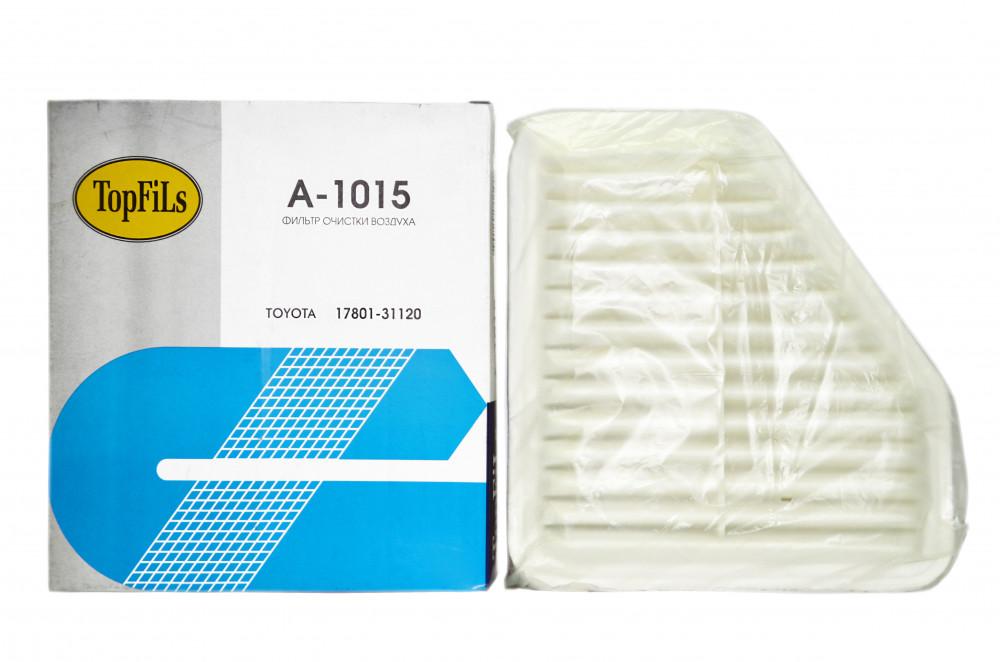 Фильтр воздушный TOP FILS A-1015 17801-31120 A-1015 купить в Абакане