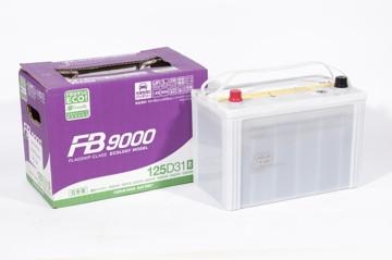 Аккумулятор FB9000 125D31R 125D31R купить в Абакане