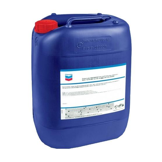 Моторное масло Масло моторное синтетическое CHEVRON DELO 400 LE SYNTHETIC SAE 5W-40 EU 20л. 803078HOE купить в Абакане
