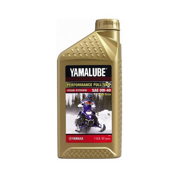 Моторное масло Yamalube 0W-40 Synthetic Oil (0, 946 л) LUB00W40FS12 купить в Абакане