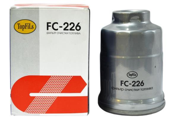 Фильтр топливный TOP FILS FC-226 16405-05E01 FC-226 купить в Абакане