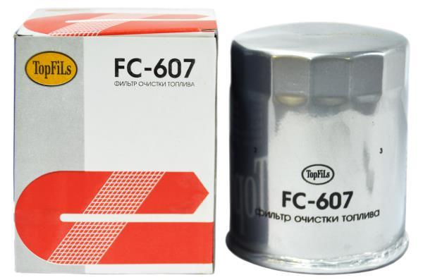 Фильтр топливный TOP FILS FC-607 23401-1330 FC-607 купить в Абакане