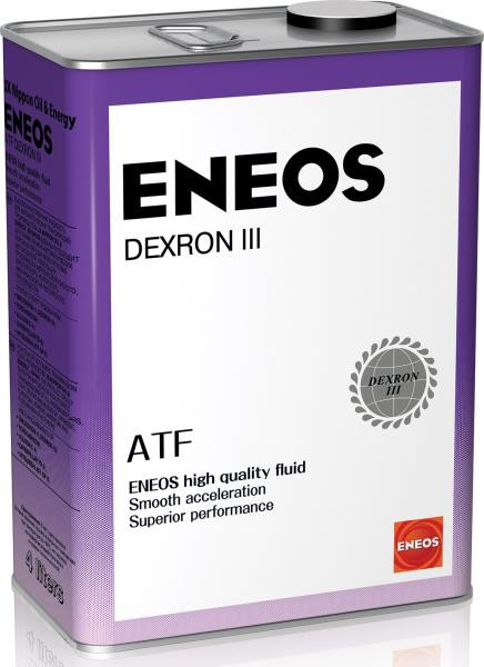 Жидкость для АКПП ENEOS DEXRON III 4л oil1309 купить в Абакане