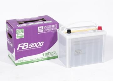 Аккумулятор FB9000 110D26L 110D26L купить в Абакане
