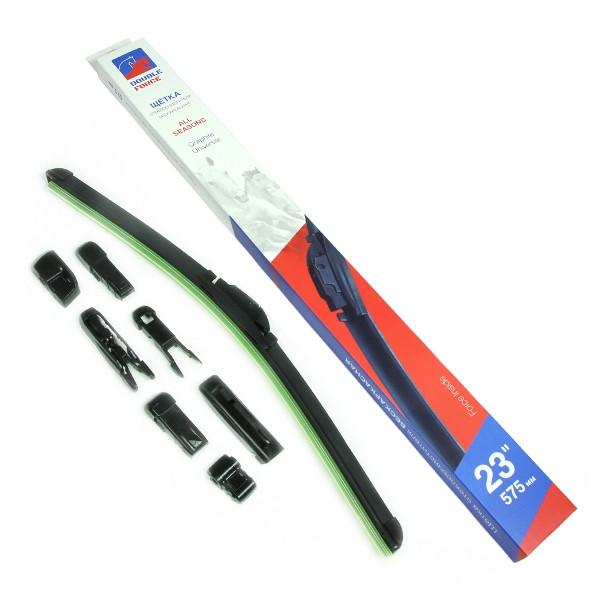 Щетка стеклоочистителя бескаркасная Double Force 575 мм (23) DFF23 купить в Абакане