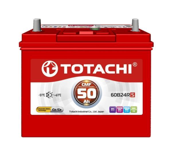 Аккумуляторная батарея TOTACHI KOR CMF 50 а / ч 60B24 R 4589904929762 купить в Абакане