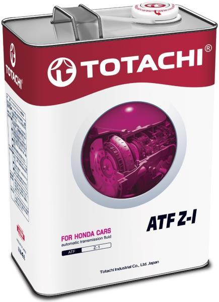 Жидкость для АКПП TOTACHI ATF Z-1 синт. 4л 4562374691063 купить в Абакане