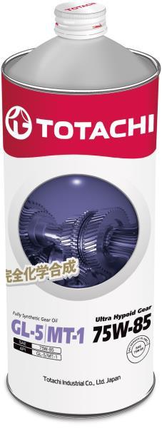 Масло трансмиссионное TOTACHI Ultra Hypoid Gear GL-5 Синт 75W85 1л 4562374691872 купить в Абакане
