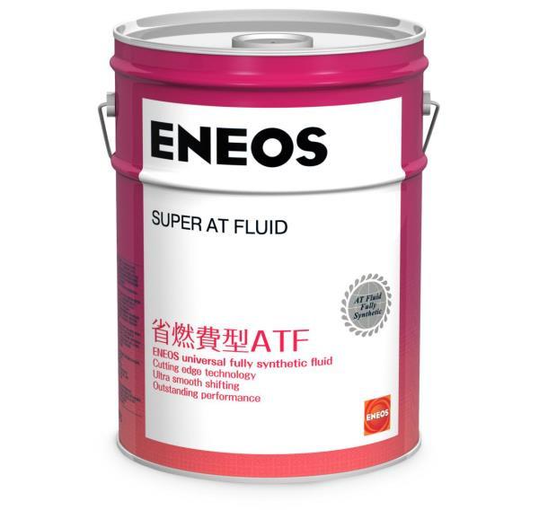 Жидкость для АКПП ENEOS Super AT Fluid 20л 8809478944029 купить в Абакане