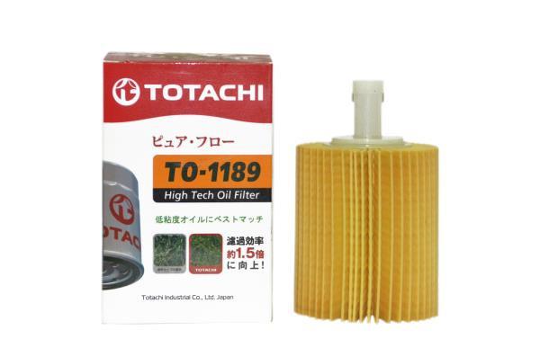 Фильтр масляный TOTACHI TO-1189 O-116 04152-31060 MANN HU 7009 z TO-1189 купить в Абакане