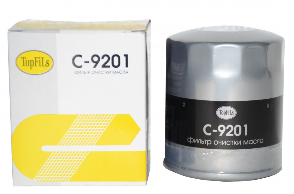 Фильтр масляный TOP FILS C-9201 PH2862C C-9201 купить в Абакане