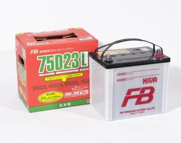 Аккумулятор FB SUPER NOVA 75D23L 75D23L купить в Абакане