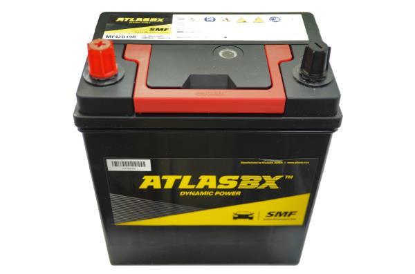 Аккумулятор ATLAS MF, CCA350A, 38А / Ч, прям. 42B19R MF42B19R купить в Абакане