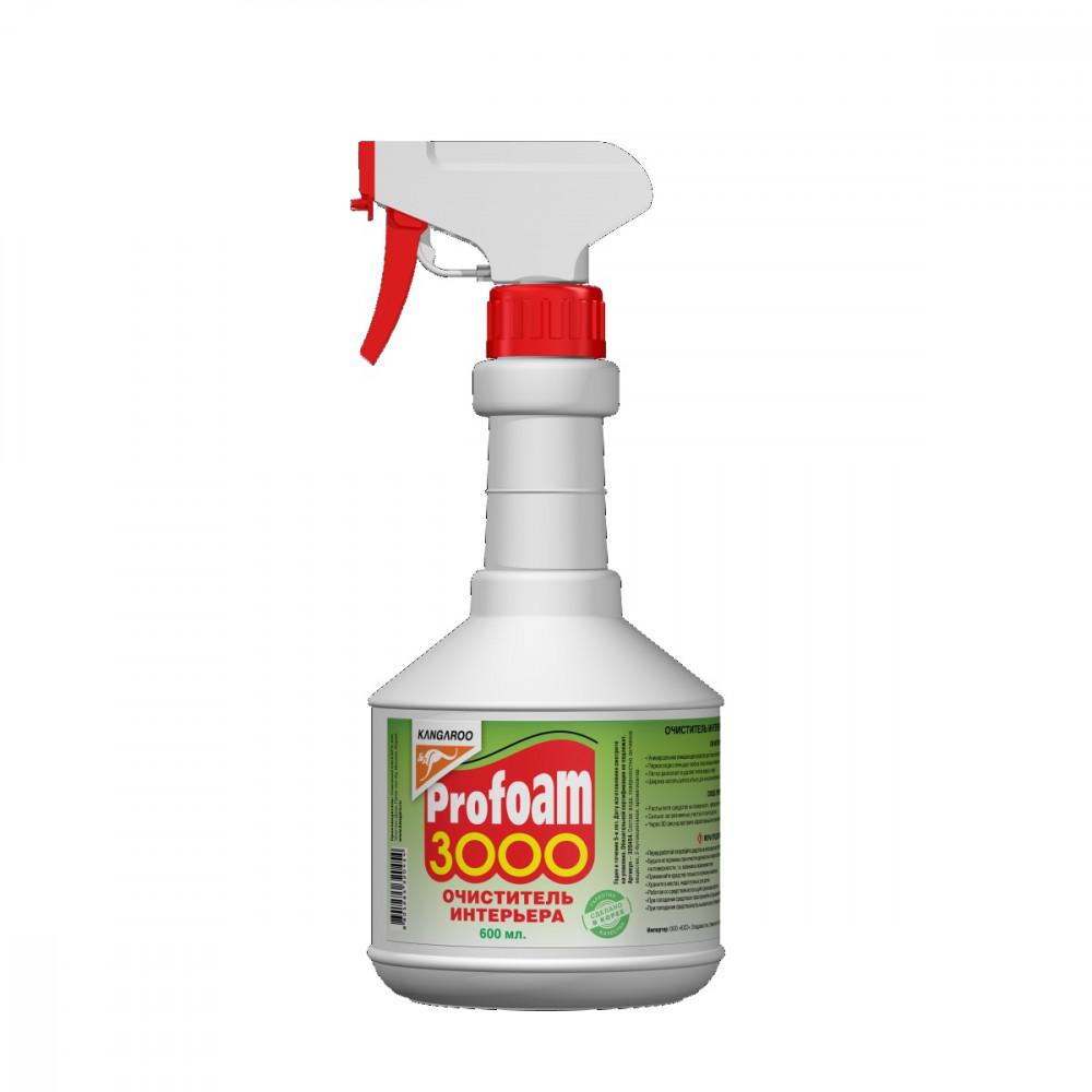 Очиститель интерьера Kangaroo Profoam 3000, 600мл 320454 купить в Абакане