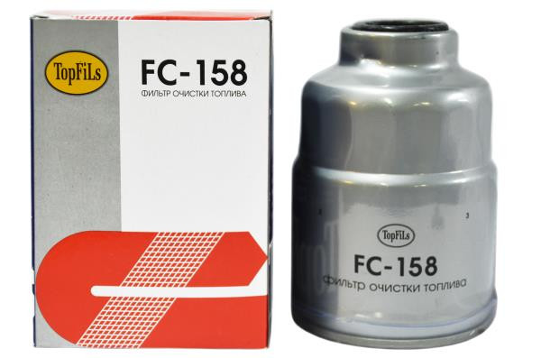 Фильтр топливный TOP FILS FC-158 23303-64010 FC-158 купить в Абакане