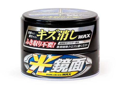 Полироль для кузова устранение царапин Soft99 Scratch Clear для темных, 200 гр 00420 купить в Абакане