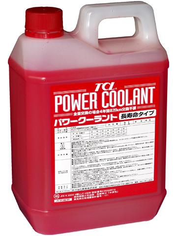 АНТИФРИЗ TCL POWER COOLANT концентрированный красный, длительного действия, 2 л PC2-CR купить в Кемерово