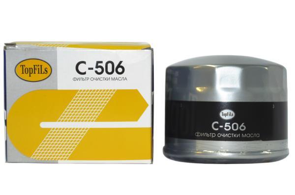 Фильтр масляный TOP FILS C-506 PN16-14-V61 C-506 купить в Абакане