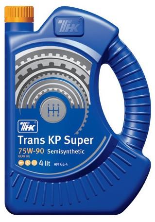 Масло трансмиссионное минеральное - ТНК Trans KP Super 75W-90 1л 40617932 купить в Абакане