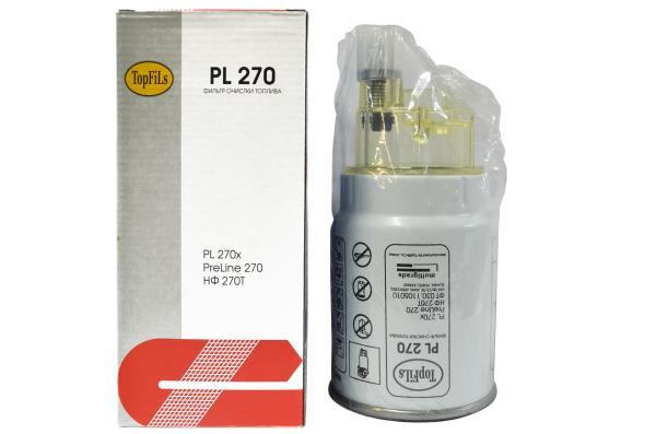 Фильтр топливный TOP FILS PL-270 PL- 270 купить в Абакане