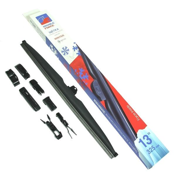 Щетка стеклоочистителя зимняя Double Force 325 мм (13) DFW13 купить в Абакане