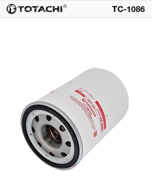 Фильтр масляный TOTACHI TC-1086 C-601 15607-1590 TC-1086 купить в Абакане