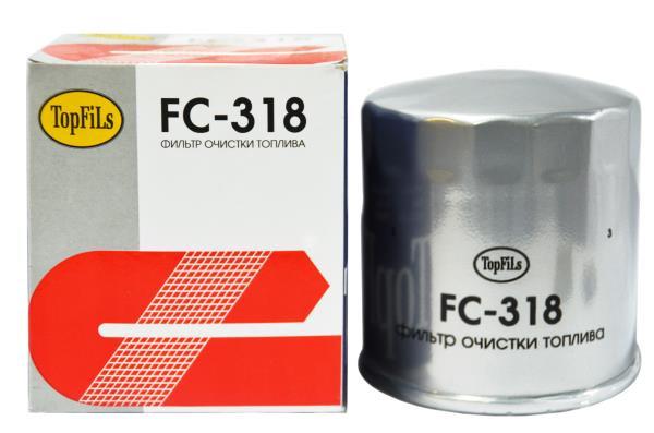 Фильтр топливный TOP FILS FC-318 ME016823 FC-318 купить в Абакане