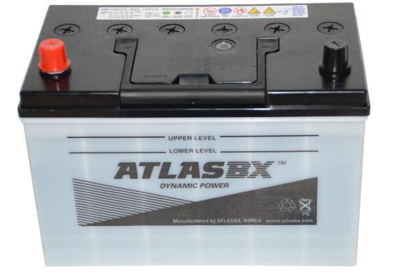 Аккумулятор ATLAS AMF 90 105D31R AMF105D31R купить в Абакане