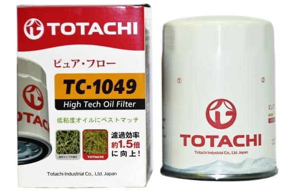Фильтр масляный TOTACHI TC-1049 C-226 15208-40L00 MANN WP 928 / 82, WP 928 / 84 TC-1049 купить в Абакане