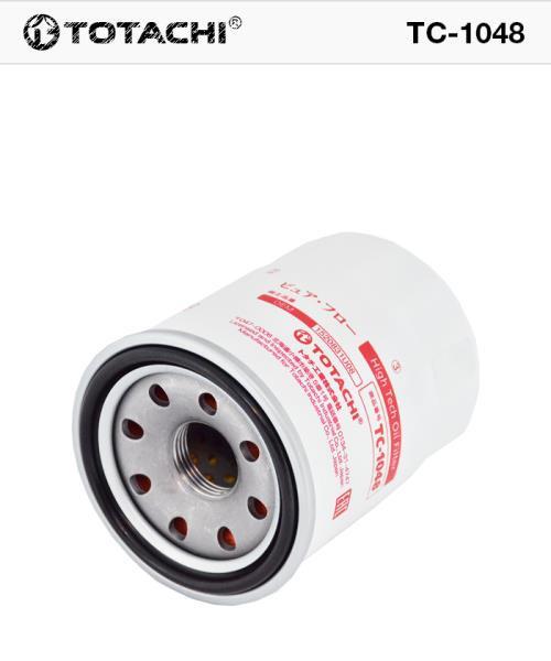 Фильтр масляный TOTACHI TC-1048 C-225 15208-31U0A TC-1048 купить в Абакане
