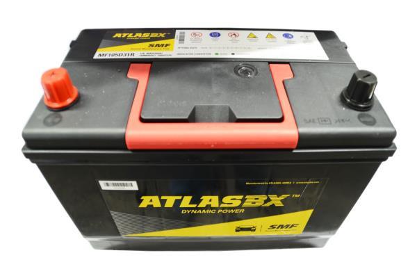 Аккумулятор ATLAS MF 90 105D31R MF105D31R купить в Абакане