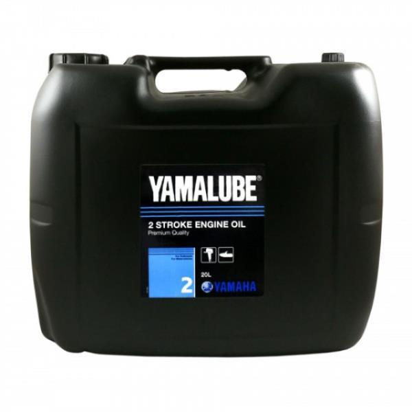 Моторное масло Yamalube 2 Marine Mineral Oil (20 л) 90790BG20300 купить в Абакане