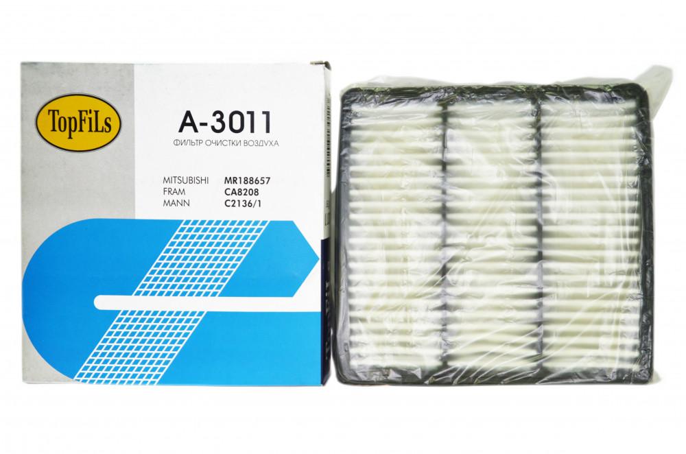 Фильтр воздушный TOP FILS A-3011 MR188657 A-3011 купить в Абакане