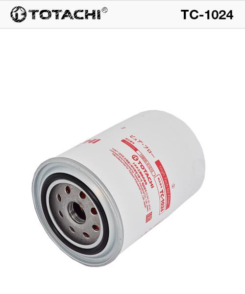 Фильтр масляный TOTACHI TC-1024 C-101 1560B-41010-000 MANN W 940 / 1, W 940 / 81 TC-1024 купить в Абакане