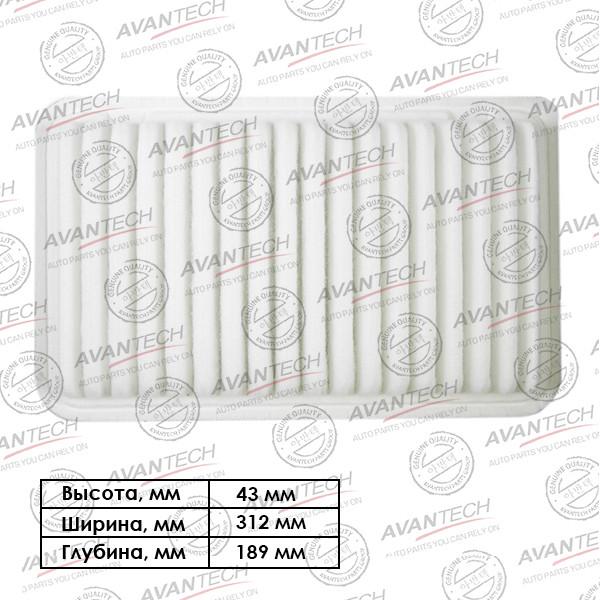 Фильтр воздушный Avantech-AF0105 AF0105 купить в Абакане