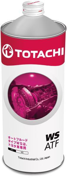 Жидкость для АКПП TOTACHI ATF WS синт. 1л 4562374691292 купить в Абакане