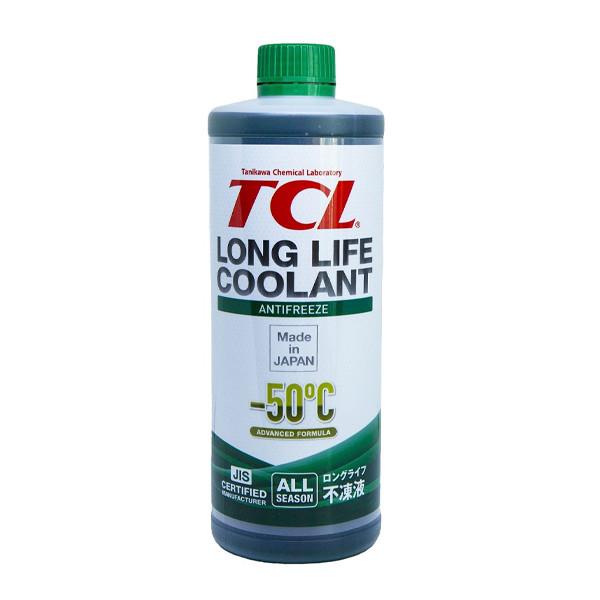 АНТИФРИЗ TCL LLC -50C зеленый, 1 л LLC33152 купить в Абакане