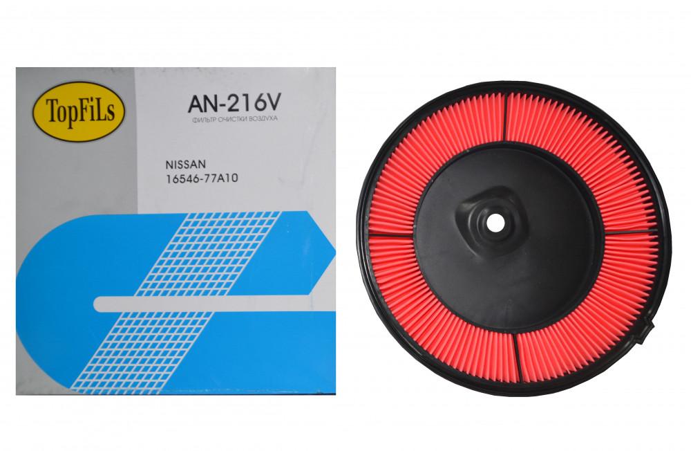 Фильтр воздушный TOP FILS AN-216 V 16546-77A10 AN-216V купить в Абакане