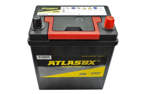 Аккумулятор ATLAS MF, CCA350A, 38А / Ч, обр. 42B19L MF42B19L купить в Абакане