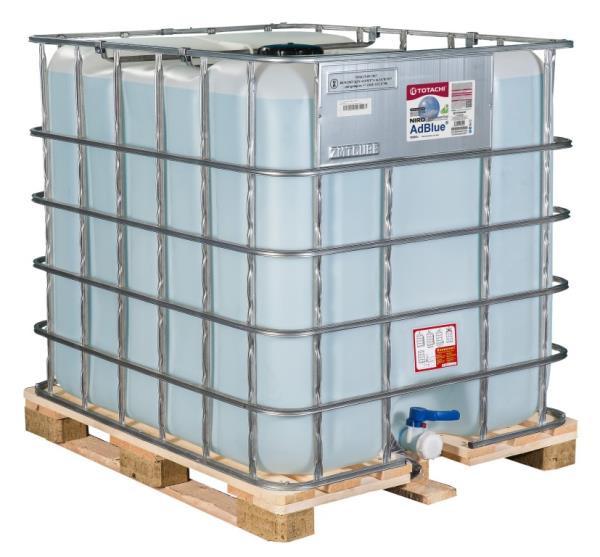 Средство для снижения оксидов азота дизельных двигателей AUS 32 TOTACHI NIRO AdBlue 1000л 4589904926440 купить в Абакане