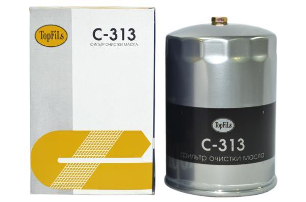 Фильтр масляный TOP FILS C-313 ME013307 C-313 купить в Абакане