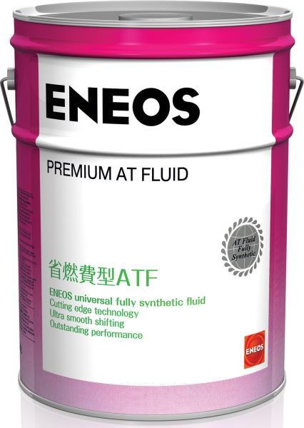 Жидкость для АКПП ENEOS Premium AT Fluid 20л 8809478942056 купить в Абакане